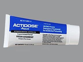 Actidose Aqua 15 Gm Tube