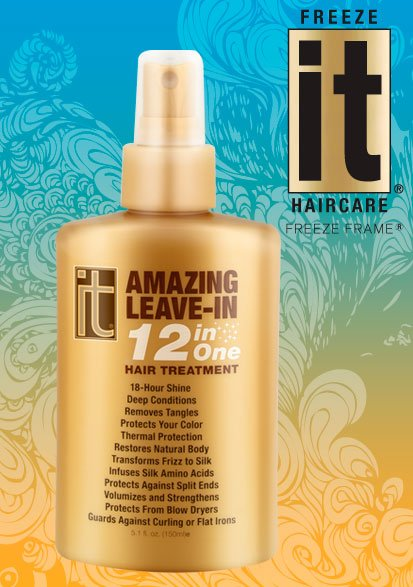 Treat It Amazing Leave-In 12-IN-1 Hair Treatment