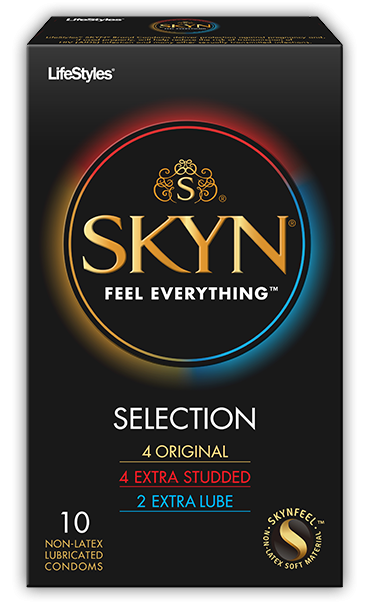Image 0 of Lifestyles Skyn Selection Condoms 10 Ct