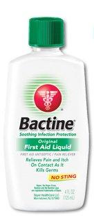 Bactine First Aid Liquid 4 Oz