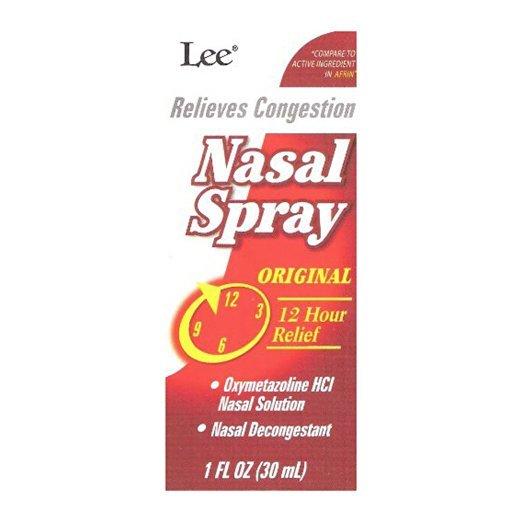 Dr Sheffield 12 Hour Original Nasal Spray 1 Oz