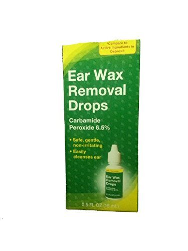 Dr Sheffield's Ear Wax Removal Drops 0.5 Oz
