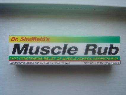 Image 0 of Dr. Sheffields Arthritis & Analag Muscle Rug 1.25 Oz