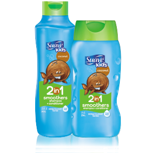 Suave Kids 2In1 Coconut Shampoo 12 Oz