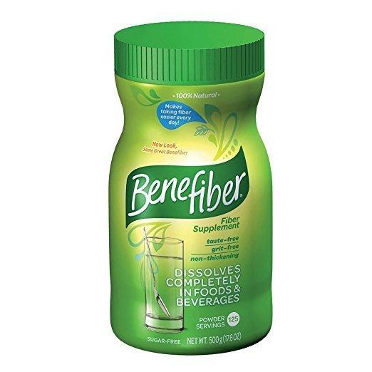 Image 0 of Benefiber Sugar Free Powder 125 Servings 17.6 Oz