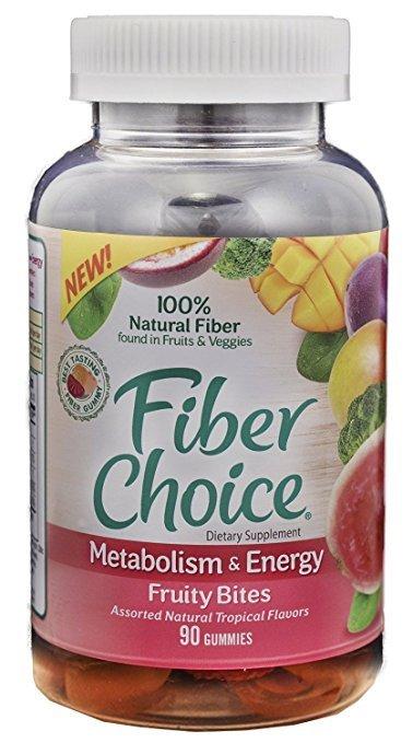 Image 0 of Fiber Choice Fiber Fruit Metabolism Gummy 90
