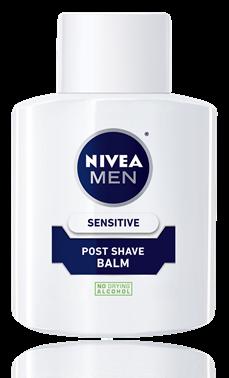 Nivea For Men After Shave Sens Balm 3.3 Oz