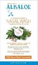 Alkalol Nasal Wash Liquid Kit 16 Oz