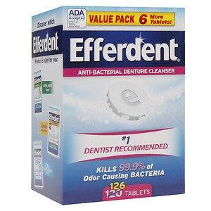 Efferdent Original 126 Tablet