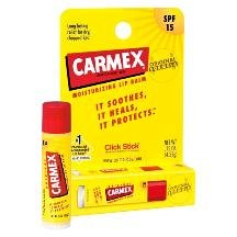 Image 0 of Carmex Carded Click Stick 12 x 0.15 Oz