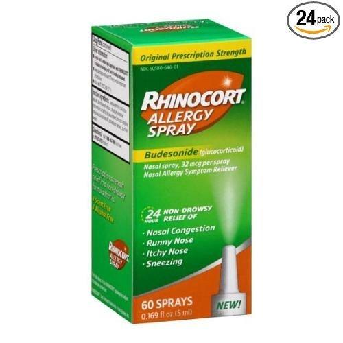Image 0 of Rhinocort Otc Allergy 60 Spray