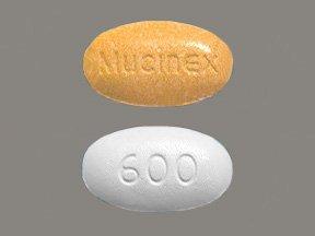Mucinex D Pse 36 Tablet