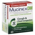 Mucinex Dm Maximum Strength E R 28 Tablet