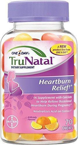 Tru-Natal Heartburn Relief 70 Chew