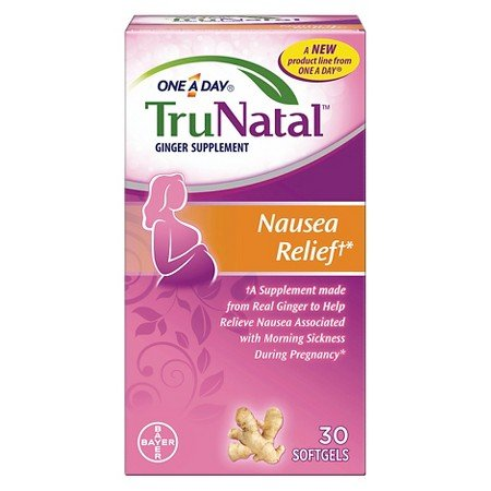 Image 0 of Tru-Natal Nausea Relief 30 Softgel