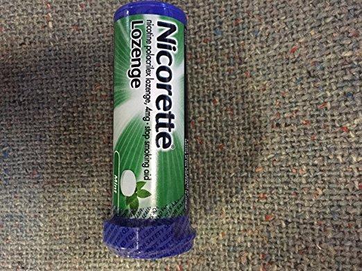 Image 0 of Nicorette 4 Mg Mint 24 Lozenge