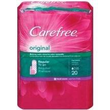 CareFree Original Pad to Go Scented 18 x 20