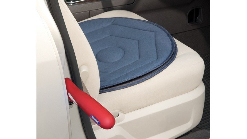 Stander Auto mobility Solution 2In1 HandyBar & Swivel Seat Cushion Combo