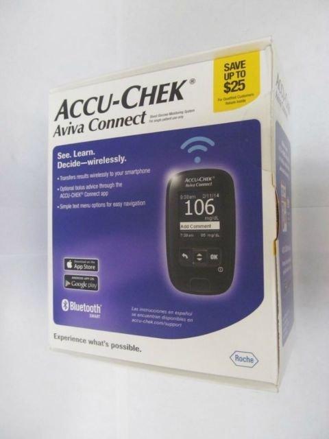 Accu-Chek Aviva Connect Meter