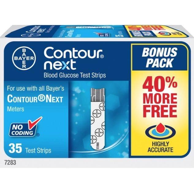 Contour Next Test Strip 35