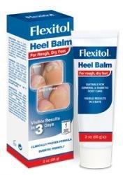 Flexitol Heel Balm Cream 4 Oz