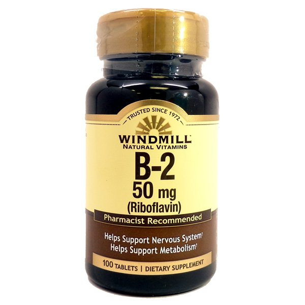 Image 0 of Vitamin B2 50 Mg 100 Tablet