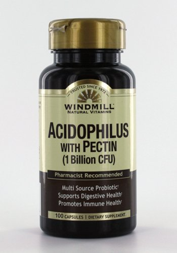 Acidophilus With Pectin Capsule 100
