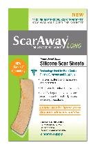 Scaraway Flex Long Silicone 6 Sheets