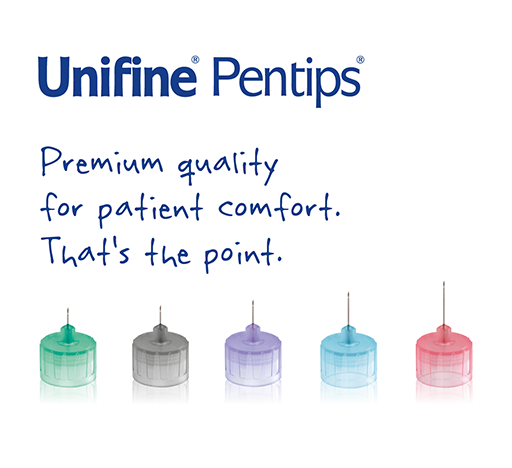 Unifine Pentip Mini 5MM 31G 100 Ct