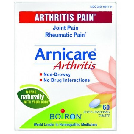 Arnicare Arthritis Pain Relief 60 Tablet By Boiron Inc