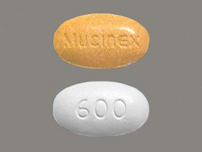 Mucinex D Pse 18 Tablet