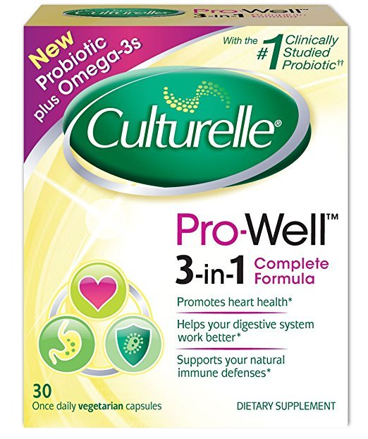 Image 0 of Culturelle Pro-Well 3-In-1 30 Capsules
