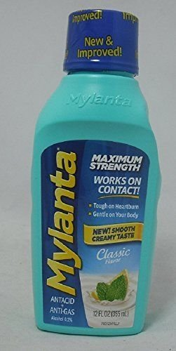 Image 0 of Mylanta Antacid Maximum Strength Classic 12 Oz