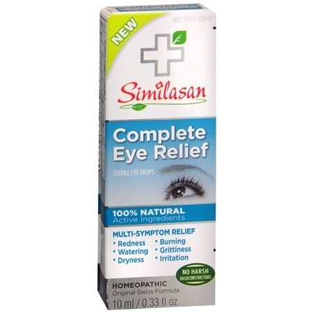 Image 0 of Similasan Complete Eye Relief Drops 0.33 Oz