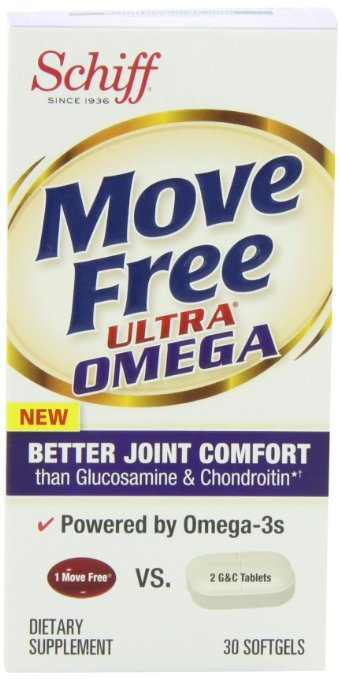 Move Free One 30 Soft Gels