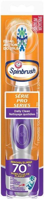 Spinbrush Toothbrush Pro Clean Medium
