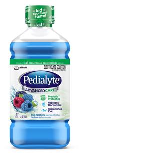 Image 0 of Pedialyte Rtf Advanced Blue Raspberry 8 x 1 Liter