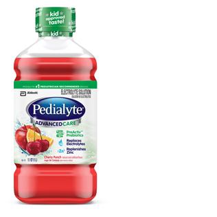Image 0 of Pedialyte Rtf Advanced Cherry 8 x 1 Liter