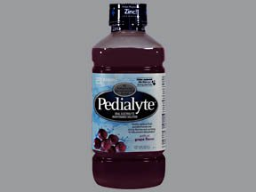 Image 0 of Pedialyte Rtf Liquid Grape 8 x 1 Liter