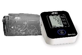 A&D Bluetooth Connected Blood Pressure Monitor