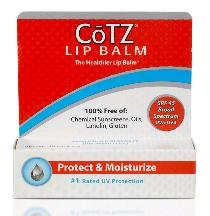 Image 0 of Cotz Spf 45 Lip Balm 0.14 Oz