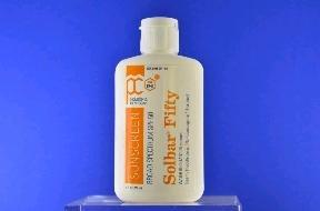 Solbar Fifty Spf 50 Sunscreen 4 Oz