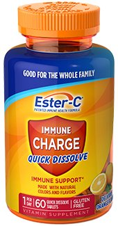 Image 0 of Ester-C Immune Charge Quick Dissolve 60 Tablet