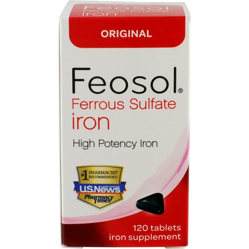 Feosol Original 120 Tablet