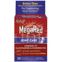 Image 0 of Schiff Vitamins Megared Joint Care 30 Soft Gels