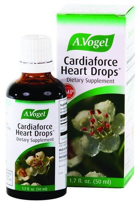 A Vogel Cardiaforce Heart Liquid Drops 1.7 Oz
