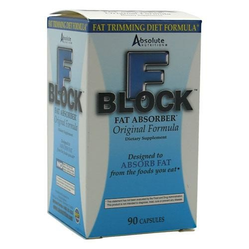 Absolute Nutrition F Block With Chitosan 90 Capsules
