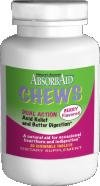 Absorbaid Digestion Relief Chews Berry Flavor 30 Tablet
