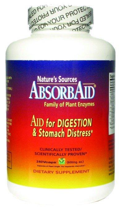 Absorb Aid 240 Caplets
