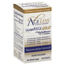 Ageless Foundation Ultra Max Gold 90 Capsules